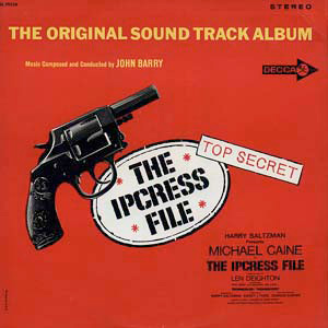 The Ipcress File LP