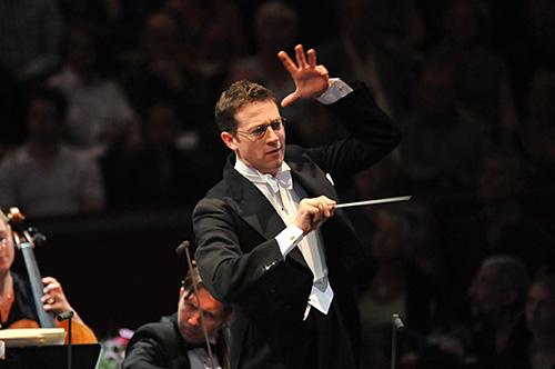 John Wilson Conducting