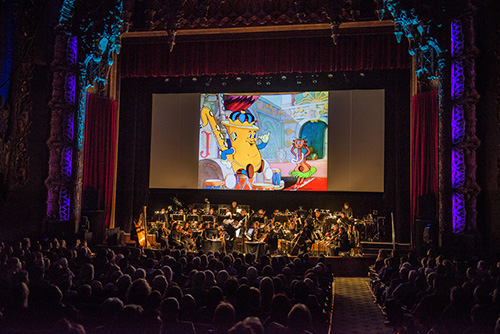 Los Angeles Chamber Orchestra (Photo by Jamie Pham)