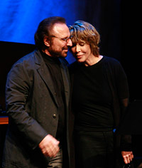 Barry Mann and Cynthia Weil (Photo by Alex Berliner © Berliner Studio/BEImages)