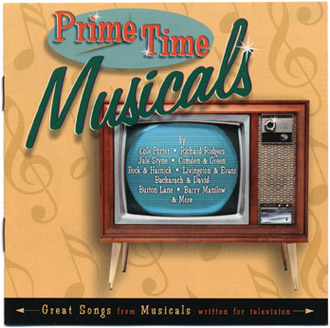 Prime Time Musicals CD