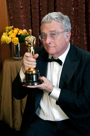 Randy Newman poses with his