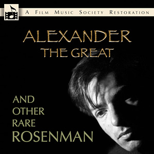 Rare Rosenman CD