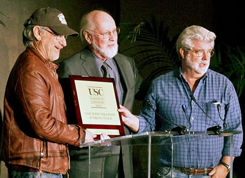 Spielberg, Williams, Lucas