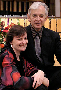 Belinda & Bruce Broughton