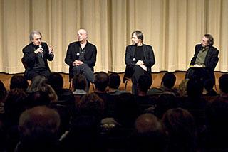 Lalo Schifrin, Charles Fox, Jan A.P. Kaczmarek and Charles Bernstein