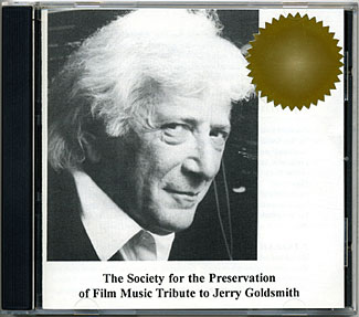 SPFM Goldsmith Tribute CD