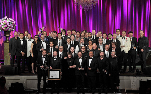 The 2014 BMI Film/TV Award winners