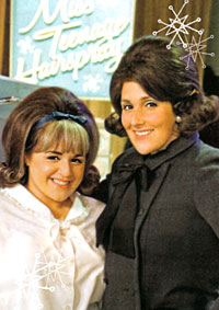 Nikki Blonsky and Ricki Lake
