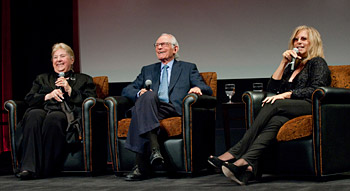Marilyn Bergman, Alan Bergman and Barbra Streisand share stories about