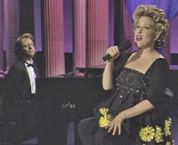 Shaiman & Midler on The Tonight Show