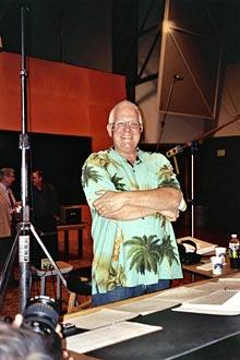 Composer Dennis McCarthy on Stage M.