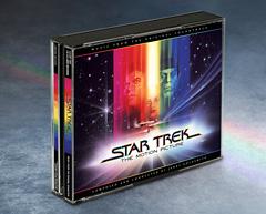 Star Trek CD Set