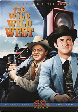 """The Wild Wild West"" Collector\'s Edition"